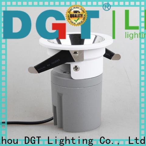 DGT Lighting dim spot led 12v factory for commercial