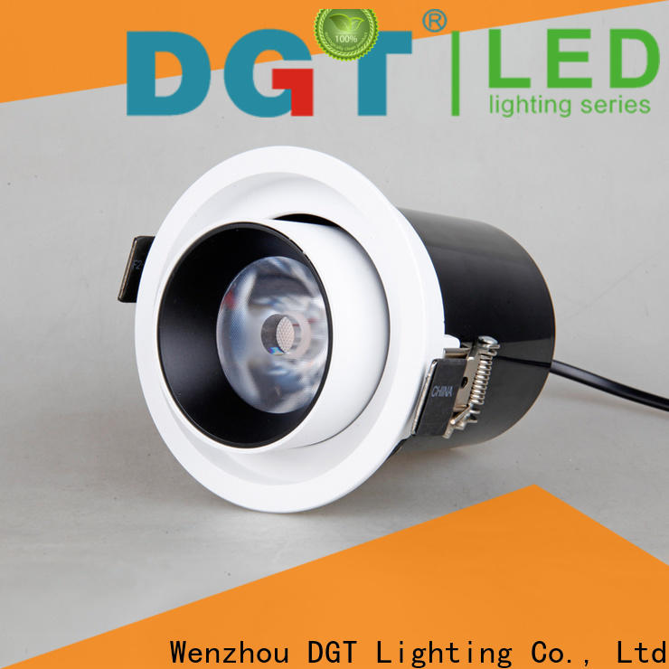 DGT Lighting firstclass spot downlight with good price for bar