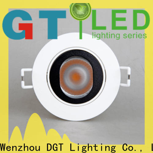 elegant led spot lights design for commercial