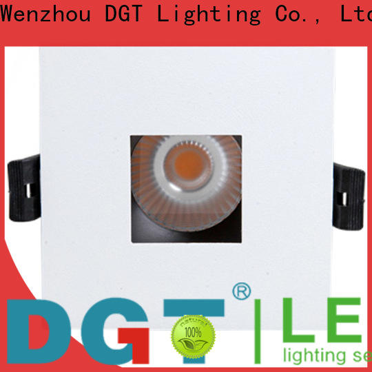 DGT Lighting kitchen spotlights with good price for commercial