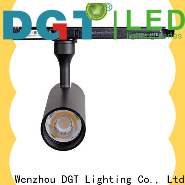 dimmable plug in track lighting from China for bar