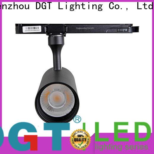 DGT Lighting antiglare track lighting fixtures manufacturer for stage