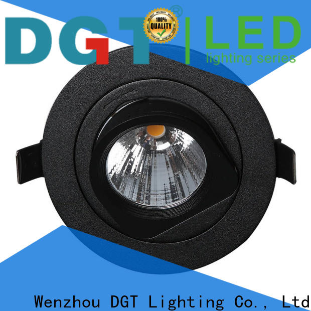 DGT Lighting approved ceiling spotlights inquire now for commercial