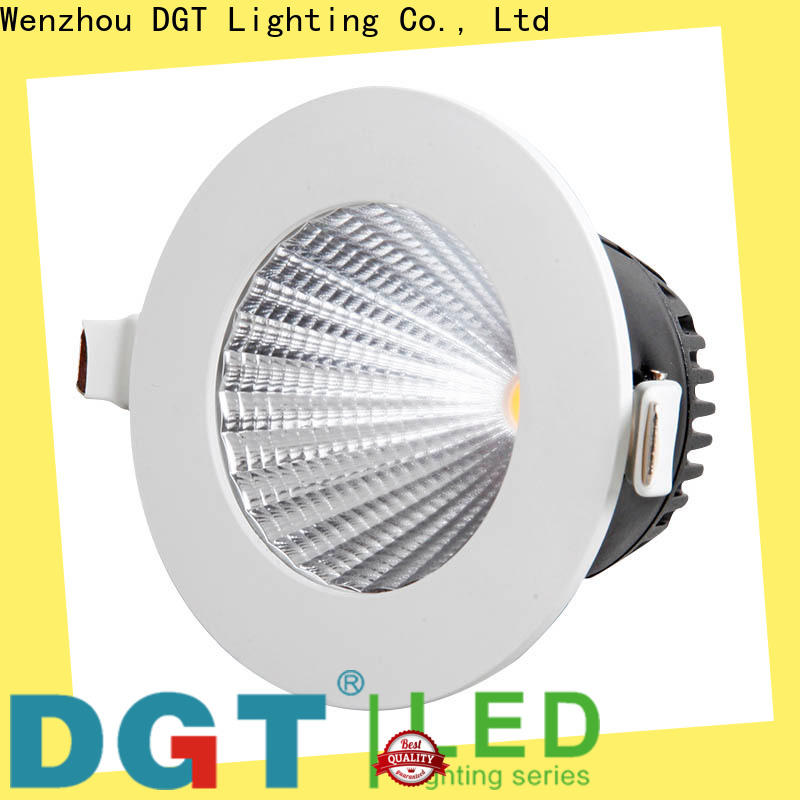 DGT Lighting smd downlight personalized for bathroom