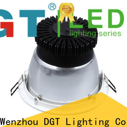 DGT Lighting sturdy low profile led downlights factory price for bathroom
