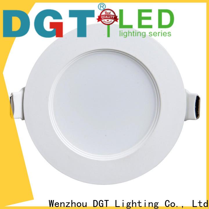 DGT Lighting certificated recessed downlight fixture wholesale for home
