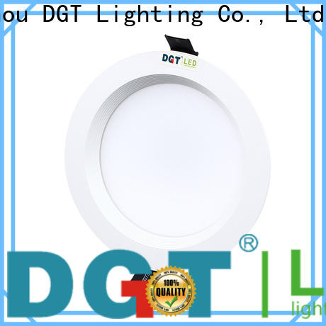 DGT Lighting stable square led downlights factory price for spa