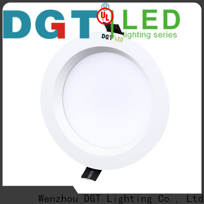 DGT Lighting bathroom downlights factory price for bathroom
