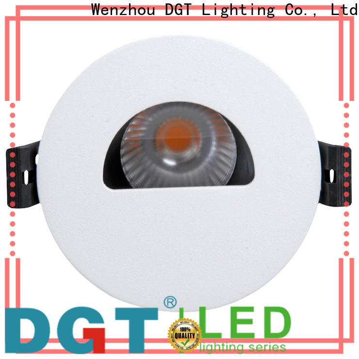 DGT Lighting white spotlights inquire now for club