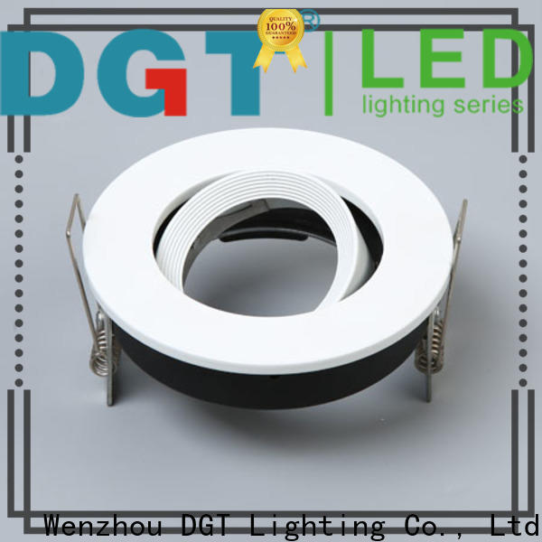 DGT Lighting square mr16 connector design for room
