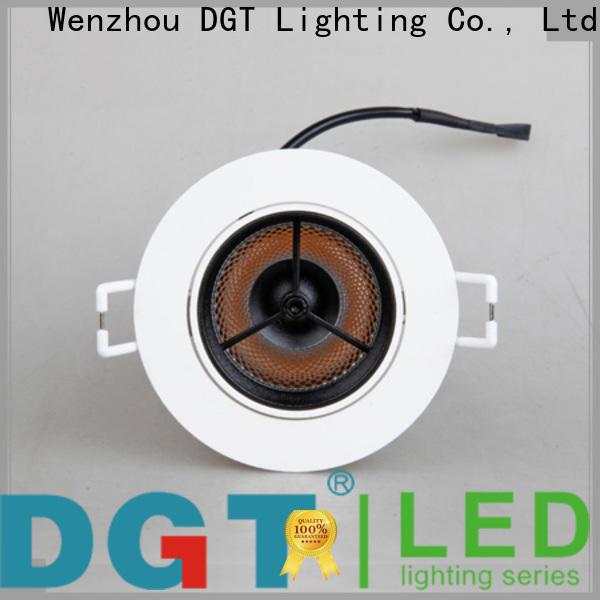 DGT Lighting interior spotlights with good price for club