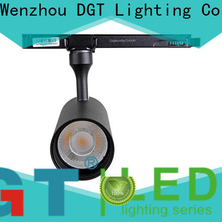 integrated bedroom track lighting series for stage