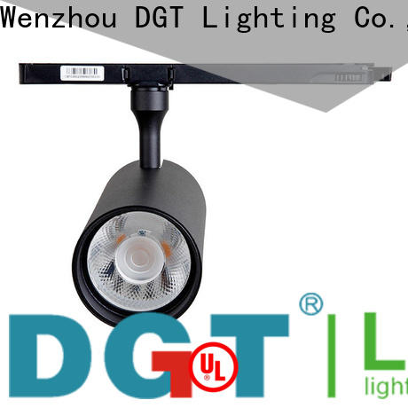 DGT Lighting integrated office track lighting series for outdoor