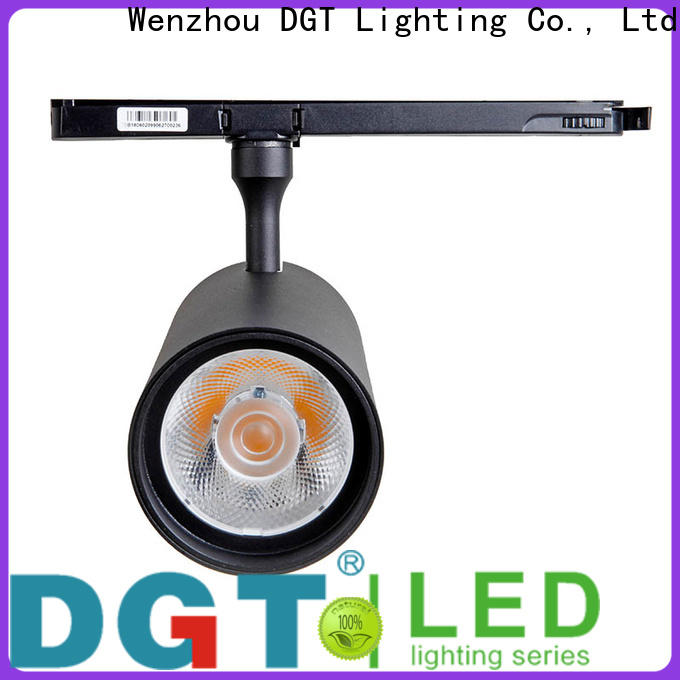DGT Lighting adjustable track lighting fixtures from China for stage