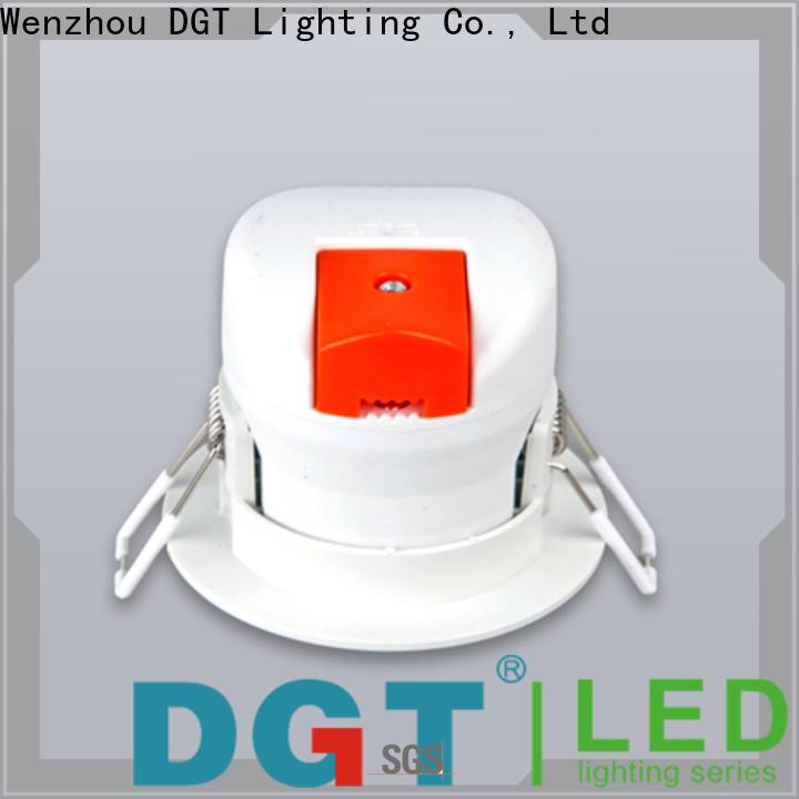 DGT Lighting indoor spotlight factory for commercial