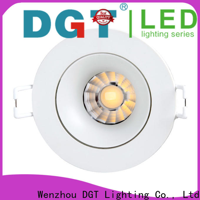 DGT Lighting firstclass spot downlight design for club