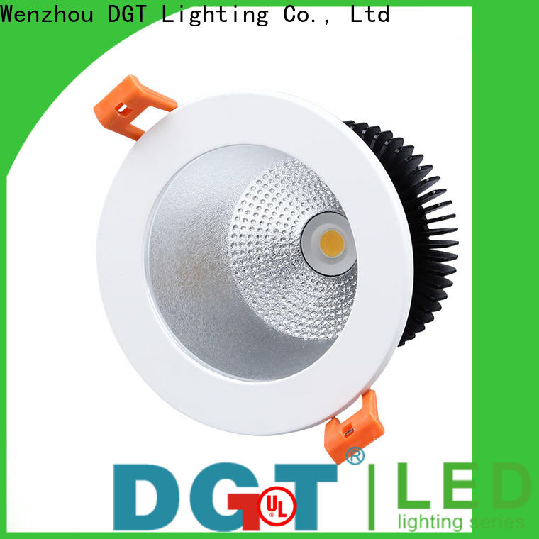 DGT Lighting sturdy bathroom downlights wholesale for home
