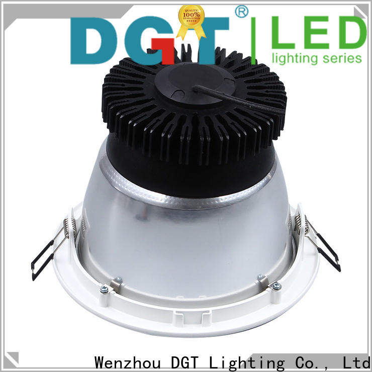 DGT Lighting waterproof low profile led downlights factory price for bathroom