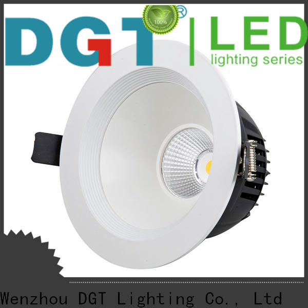DGT Lighting long lifespan bathroom downlights wholesale for househlod