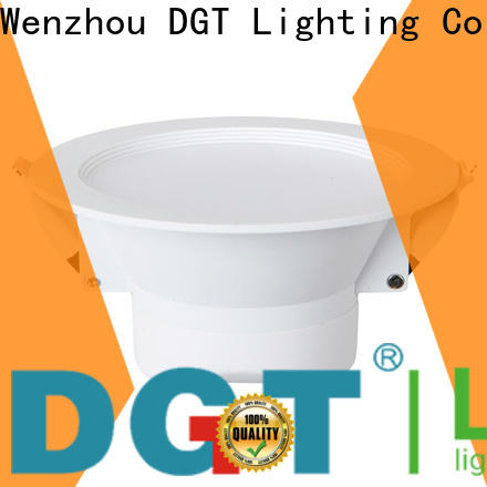 DGT Lighting square downlight factory price for househlod
