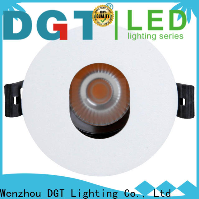 DGT Lighting international ceiling spotlights with good price for club