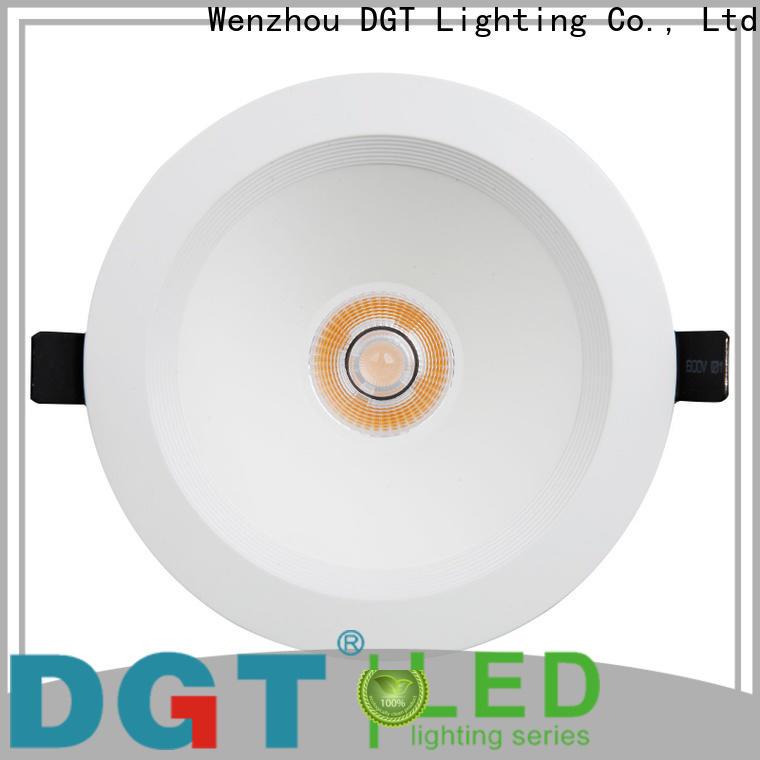 DGT Lighting professional adjustable downlights supplier for spa