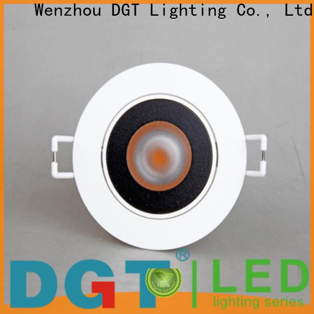 DGT Lighting ceiling spot lights factory for commercial