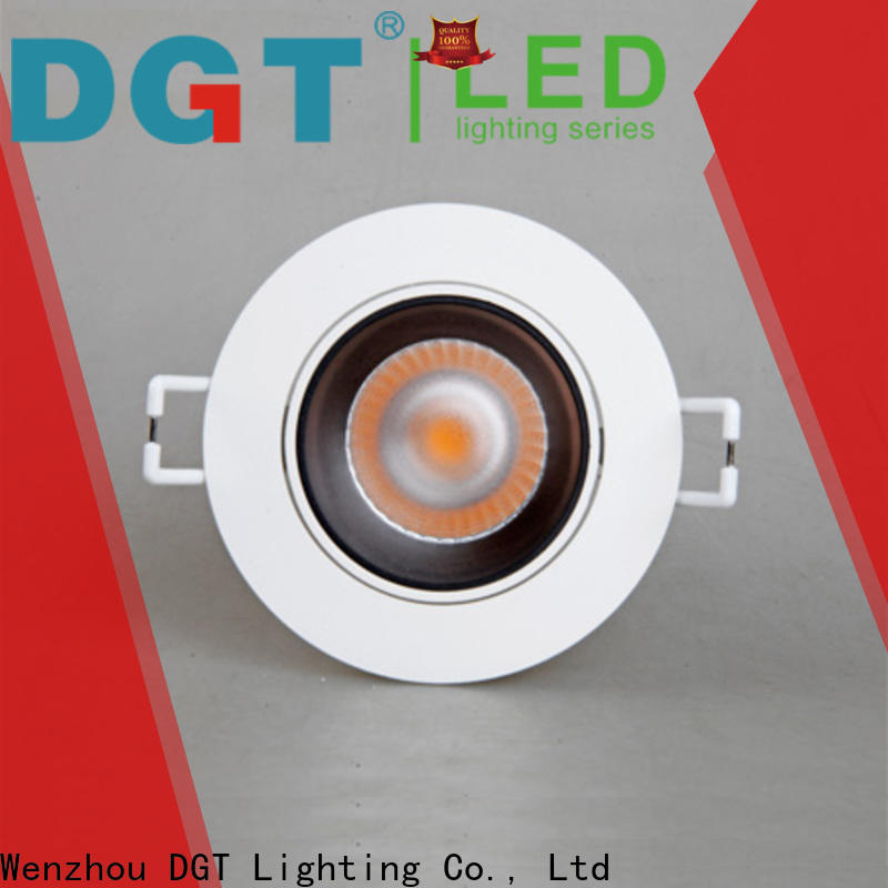 elegant led ceiling spotlights with good price for commercial