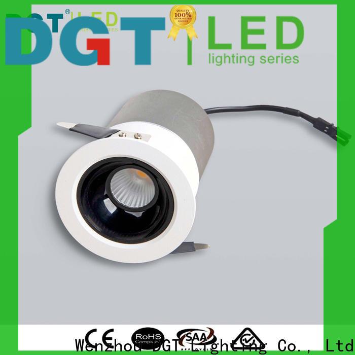 elegant led recessed spotlights factory for commercial