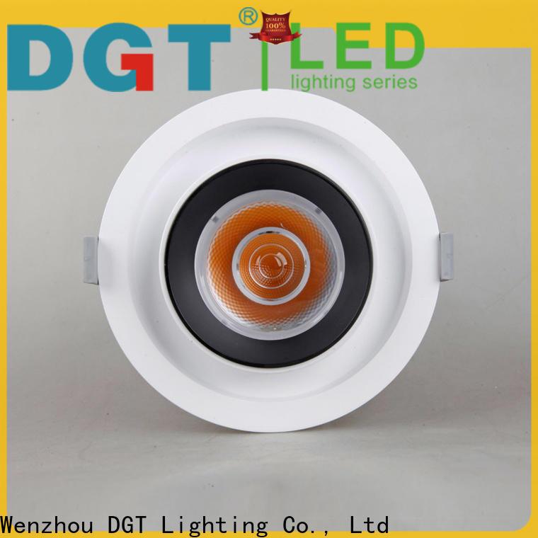DGT Lighting approved wall spotlight design for bar