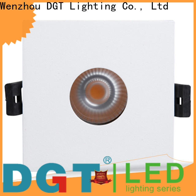 DGT Lighting excellent white spotlights with good price for bar