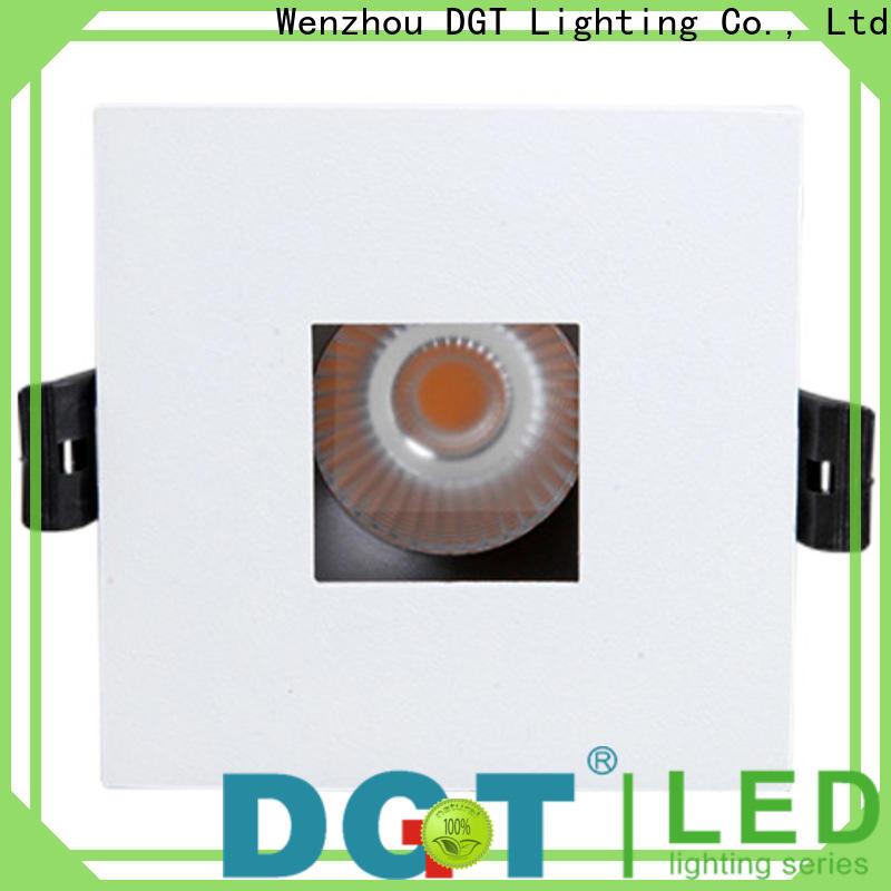 DGT Lighting international led recessed spotlights inquire now for indoor