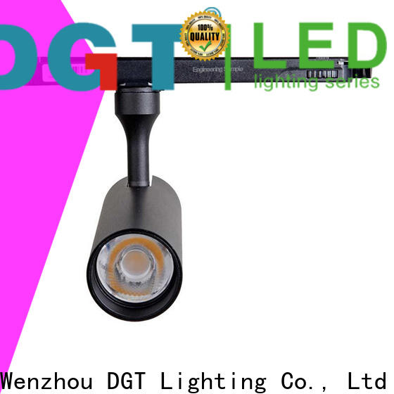 DGT Lighting plug in track lighting from China for outdoor