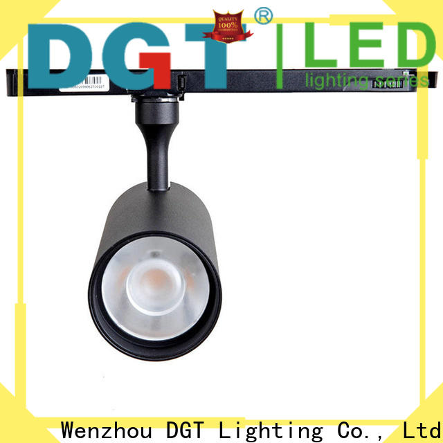 DGT Lighting commercial plug in track lighting series for stage