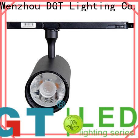 DGT Lighting adjustable bathroom track lighting from China for outdoor