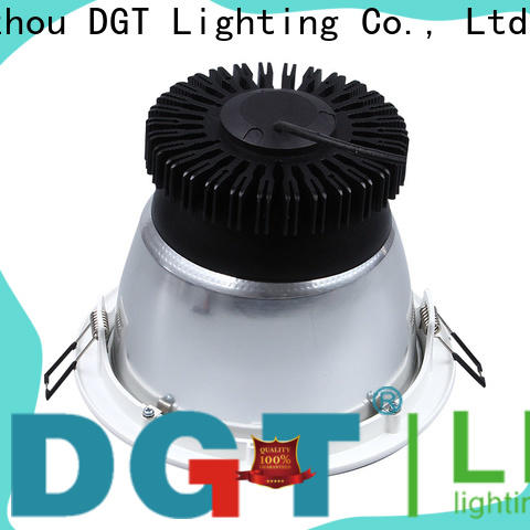DGT Lighting dimmable downlights personalized for home
