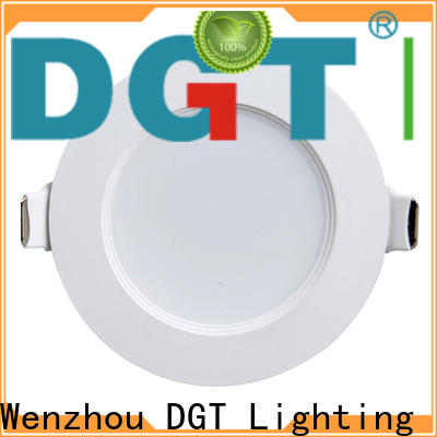 DGT Lighting waterproof led kitchen downlights factory price for home