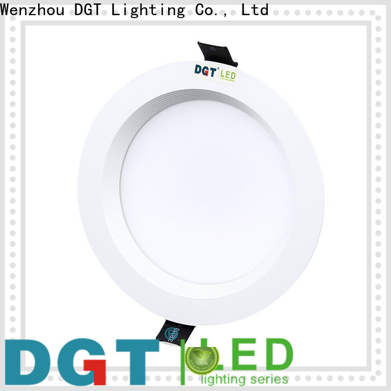 DGT Lighting sturdy cob downlight personalized for househlod