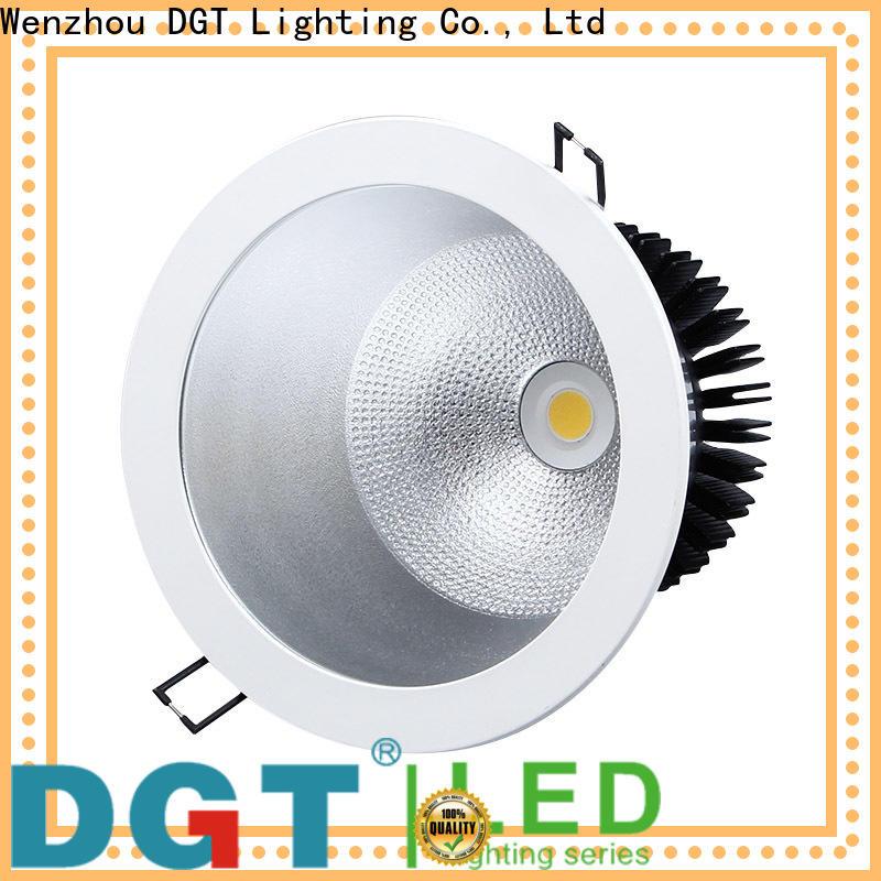 DGT Lighting ceiling downlights factory price for bathroom