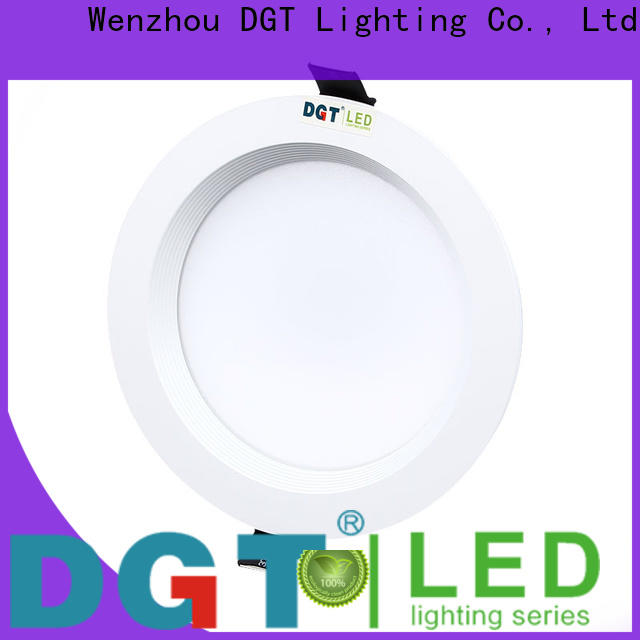 DGT Lighting low profile led downlights wholesale for spa