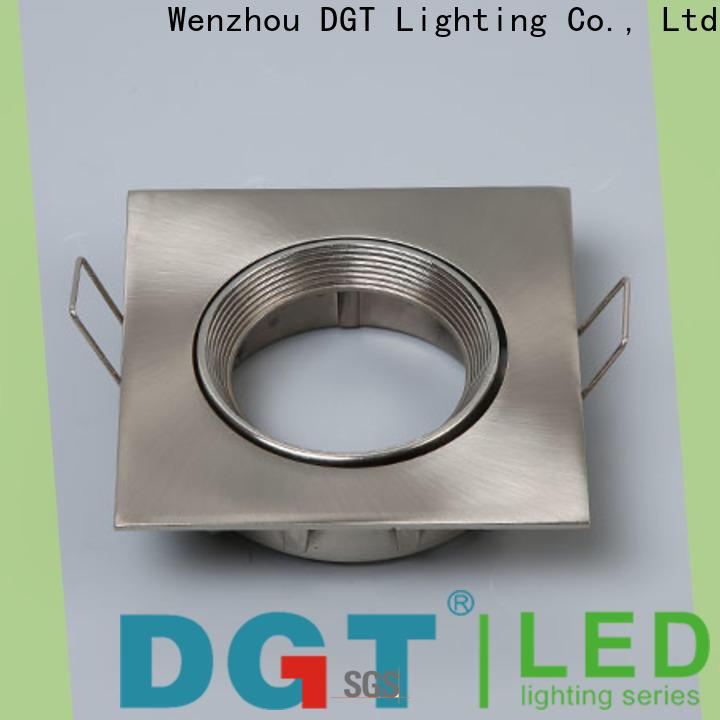DGT Lighting square mr16 socket factory for room