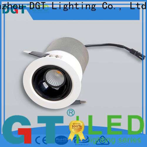 DGT Lighting approved spotlight supplier with good price for indoor