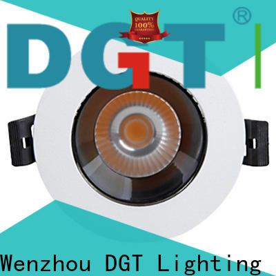 DGT Lighting led spotlights design for bar