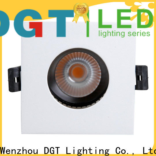 DGT Lighting kitchen spotlights with good price for club
