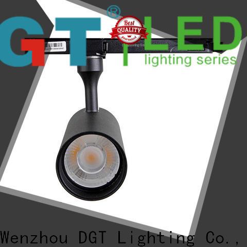 DGT Lighting bathroom track lighting series for stage