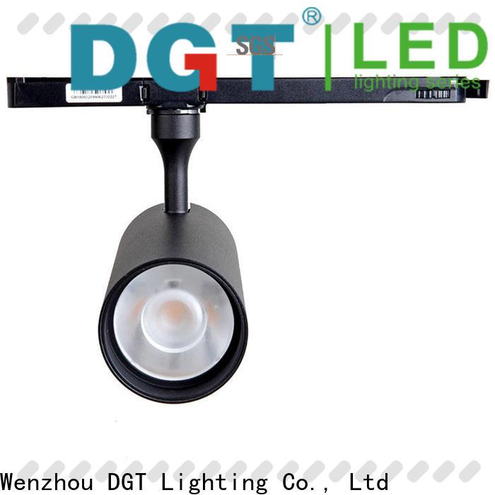 DGT Lighting plug in track lighting manufacturer for outdoor