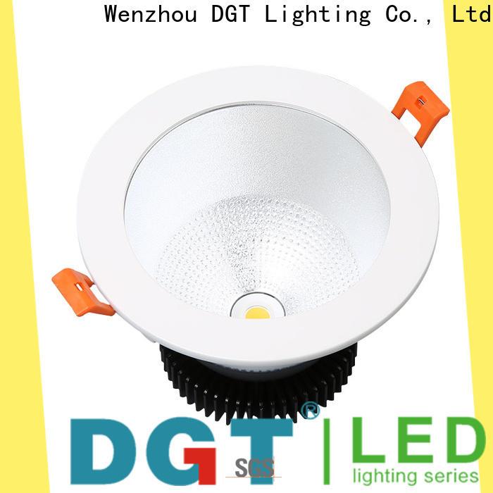 DGT Lighting led downlight personalized for bathroom