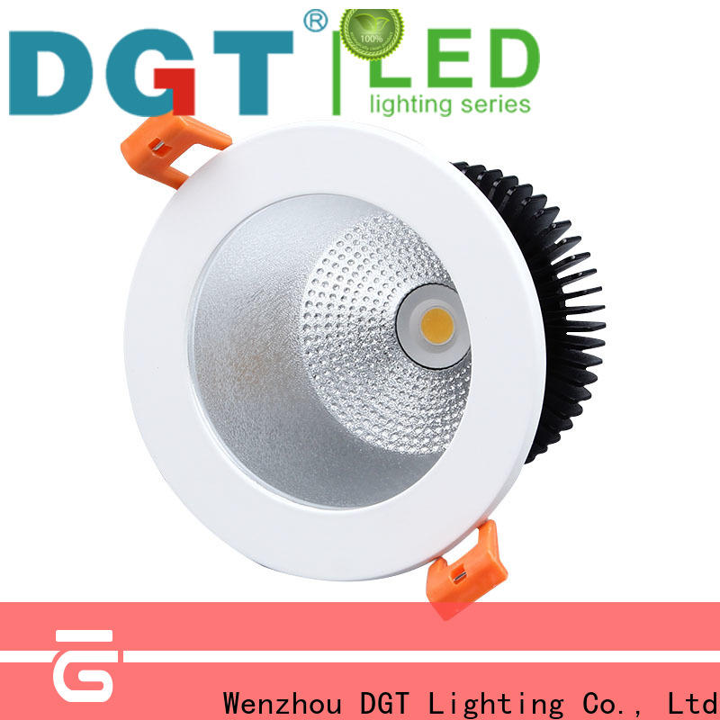 DGT Lighting dimmable led downlights supplier for househlod