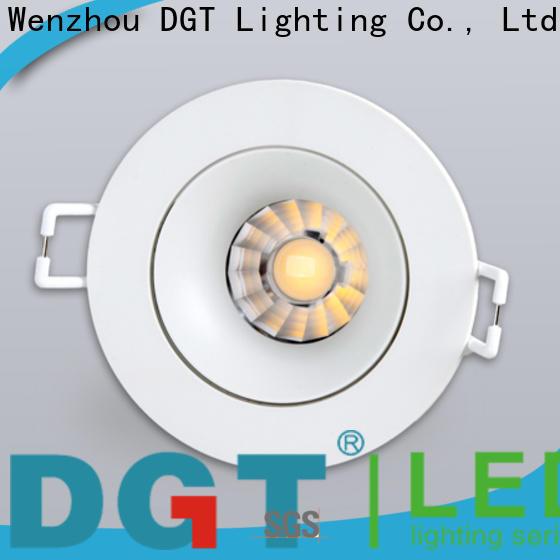 DGT Lighting spot downlight design for indoor