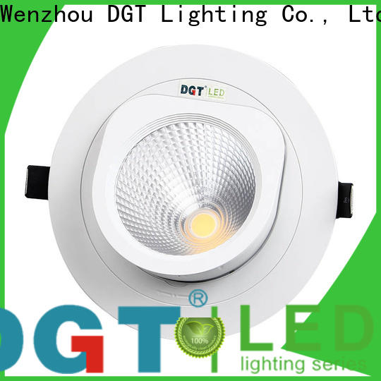 DGT Lighting efficient white spotlights with good price for bar
